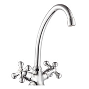 Double Handle Faucets